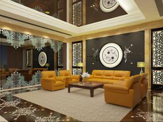 SEA BREEZE Modern living room by smstudio Modern