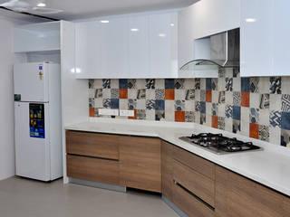 Modular Kitchen in Chennai-Modular Kitchen Chennai - woodsworth: classic  by Woods Worth Industry,Classic