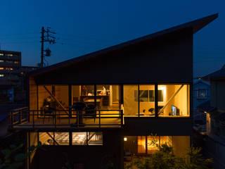 1LDKの家: 藤吉建築設計事務所が手掛けた家です。