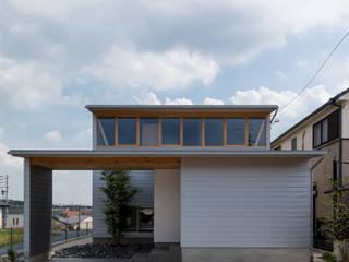 天白の家 モダンな 家 の 藤吉建築設計事務所 モダン
