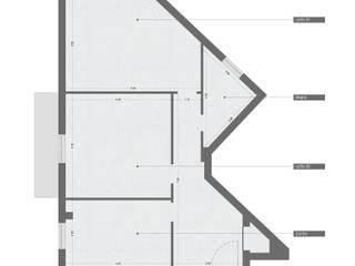 Stato Di Fatto:  in stile  di MGSO architetti