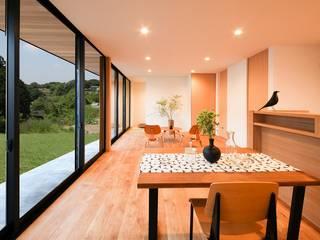 STaD(株式会社鈴木貴博建築設計事務所) Modern living room