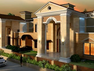 SIRSA Classic style houses by smstudio Classic