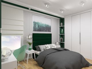 Modern style bedroom by Creoline Modern