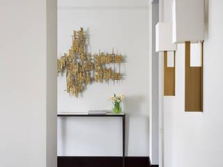Квартира в Москве. Фрунзенская набережная. Гостиные в эклектичном стиле от Porterouge Interiors \ Krasnye Vorota Эклектичный