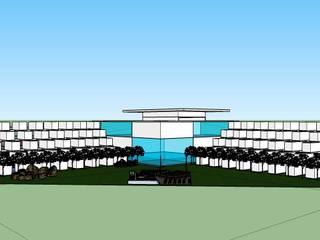 Container  Concept Resort :   by PENCIL STUDIO
