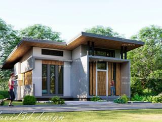 Einfamilienhaus von fewdavid3d-design,