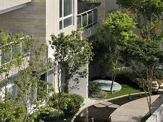 Modern style gardens by 大桓設計顧問有限公司 Modern