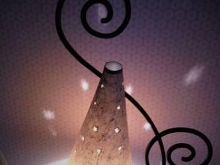 jeu de lumière:  de style  par my interior