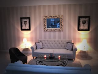 ambiance chaleureuse:  de style  par my interior
