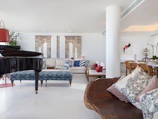 Salas de estilo  por ArielCPhoto