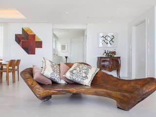 Fotos para Habbite Engenharia - Ipanema l RJ Salas de estar modernas por ArielCPhoto Moderno