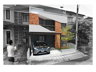 After Renovation:   by Studio Benang Merah