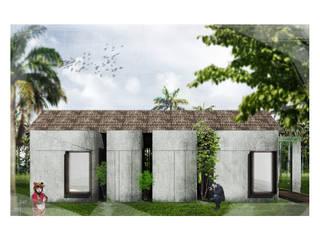 Seribu Guest House Studio Benang Merah