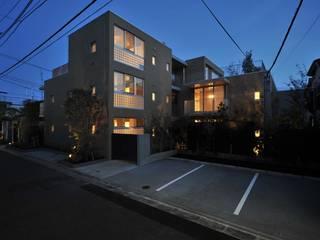 Дома в стиле модерн от HAN環境・建築設計事務所 Модерн