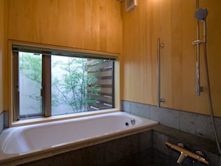 HAN環境・建築設計事務所 Modern bathroom
