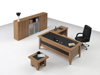 Tempo Ofis Office spaces & stores Wood Wood effect