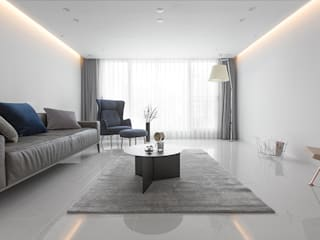 Modern living room by husk design 허스크디자인 Modern