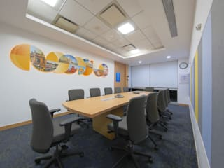 P&G OFFICE smstudio Modern study/office