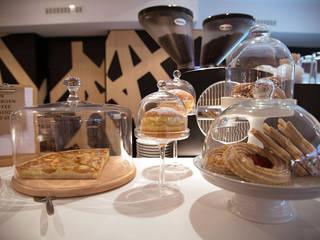 Visual Design: Café Skandinavische Gastronomie von The Harrison Spirit Skandinavisch