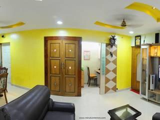 by Mirudu Interior Designers in chennai