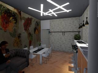 Mutfak Modern Mutfak ARS İç Mimarlık Modern