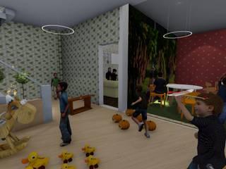 Kreş Modern Çocuk Odası ARS İç Mimarlık Modern