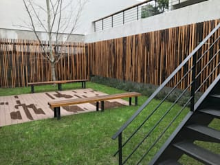 Jardines de estilo moderno de Vivero Antoniucci S.A. Moderno