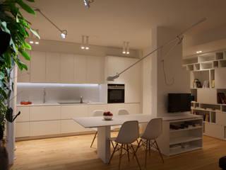 appartamento c+r di Gian Carlo Sottoriva Architetto Moderno