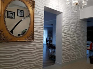 Modern walls & floors by Steindecor Modern