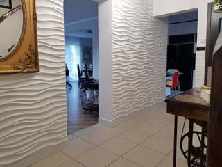Moderne Wände & Böden von Steindecor Modern
