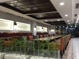 novum dekor – nurol park oasis avm restorant projesi:  tarz