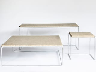 DESIGN STUDIO NIRUK Living roomSide tables & trays