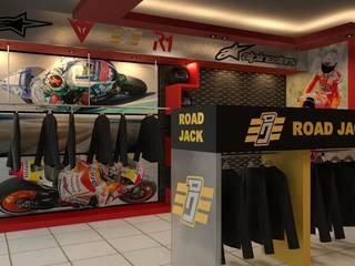 Arq. Rodrigo Culebro Sánchez Office spaces & stores