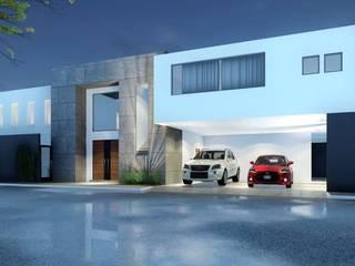 HERRADA Arquitectura Будинки