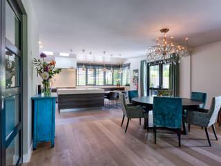 Modern dining room by DWB2C Modern