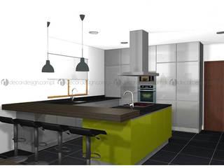 Decordesign Interiores CocinaArmarios y estanterías