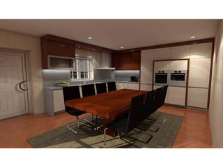 Decordesign Interiores KitchenCabinets & shelves