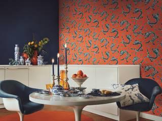 """HannaHome Dekorasyon  –  Barbara Schöneberger imzalı sıra dışı bir koleksiyon: """"Barbara Home Collection"""" : modern tarz Duvar & Zemin"""