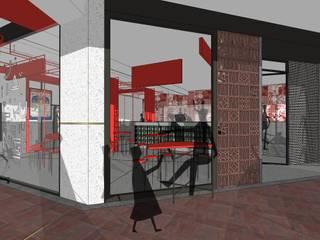 """作伙 ~ 在地的""""辦桌""""文化 騰龘空間設計有限公司 餐廳"""