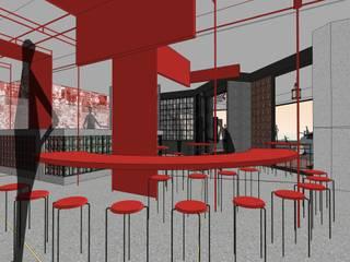 """作伙 ~ 在地的""""辦桌""""文化 根據 騰龘空間設計有限公司 隨意取材風"""