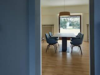 Einrichtungsplanung und -gestaltung, Esszimmer: moderne Esszimmer von BANDYOPADHYAY interior