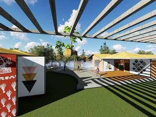 Eco Hub:   by Studio SA3