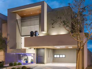 Condomínio Damha III: Casas  por DÁLBER AGUERO - ARQUITETO