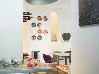 Mia House Cucina moderna di Arabella Rocca Architettura e Design Moderno