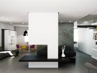 Arabella Rocca Architettura e Design Salon moderne