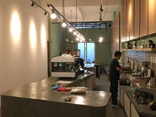Cozinha: Pavimentos  por Vereda Arquitetos