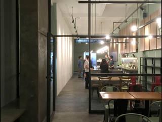 Zud café por Vereda Arquitetos Moderno