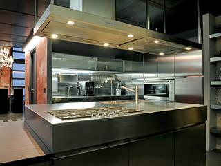 Cozinhas embutidas  por Vemworks llc