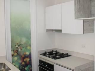 Cucina attrezzata in stile  di RIVAL Arquitectos  S.A.S.